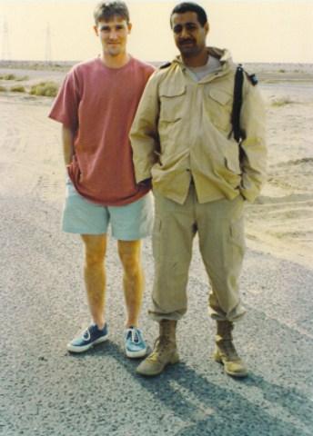 Iraq Border