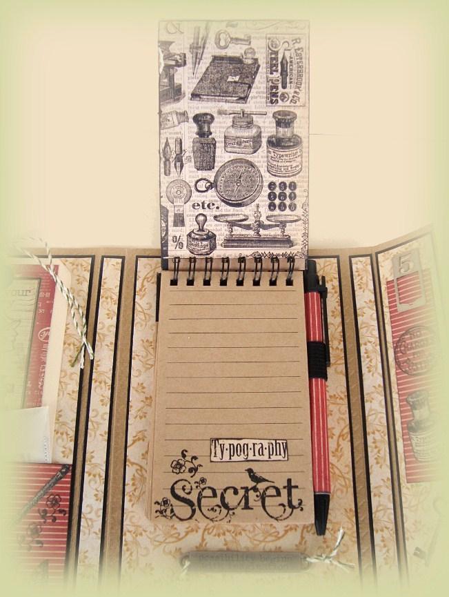 8 Note Book